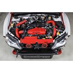 Front Mount Intercooler Kit (Inc. Red Piping)  f-2