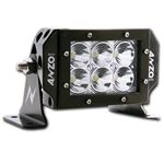 ANZO Rugged Off Road Light 6in 3W High Intensity-2