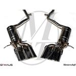 GTHAUS HP Touring Exhaust- Stainless- ME0221117-4