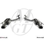 GTHAUS HP Touring Exhaust- Stainless- ME0811131-4