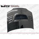 VIS Racing G Speed Style Black Carbon Fiber Hood-2