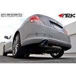 Ark Performance DT-S Exhaust System (SM1201-0210-2