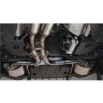 PPE Engineering Lexus IS - F True Dual Exhaust -2