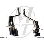 GTHAUS HP Touring Exhaust- Stainless- ME0221117-2