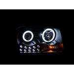 ANZO 2005-2010 Chrysler 300 Projector Headlights-2
