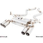 GTHAUS GT2 Racing Exhaust (Includes SUS SR Pipes-4