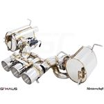 GTHAUS GTC Exhaust EV Control- Stainless- FE0311-2