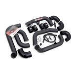 Front Mount Intercooler Kit (Inc. Black Piping)-2