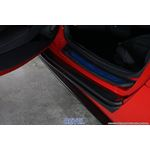 Revel GT Dry Carbon Door Sill Plates Outer for 2-2