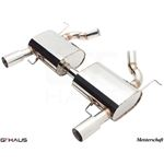 GTHAUS HP Touring Exhaust- Stainless- BM0421103-4