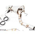 GTHAUS GTC Exhaust (EV Control)- Titanium- BM113-4