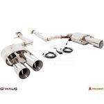 GTHAUS GTC Exhaust (EV Control)- Titanium- LE032-2