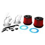 APEXi® 507-Z001 - Power Metal Polished Shor-2