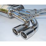 Invidia 15+ Mazda MX-5 Q300 Cat-back Exhaust (HS-2