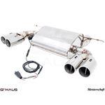 GTHAUS GTC Exhaust (EV Control)- Stainless- BM06-4