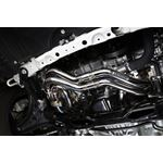 EXHAUST MANIFOLD KIT EXPREME FA20 ZN6 ZC6 UNEQUAL LENGTH with TITAN EXHAUST BANDAGE TB6010 SB03B 2