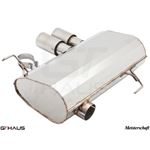 GTHAUS HP Touring Exhaust- Stainless- BM0361101-4