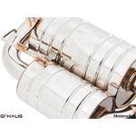 GTHAUS GT Racing Exhaust- Titanium- BM0722222-4