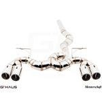 GTHAUS Super GT Racing Exhaust (Includes Optiona-2