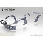 PANDEM S30 FRONT BUMPER (FRP) (17020402)-2