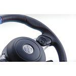 GReddy All-Leather Steering Wheel w/ TRUST 3 Col-2