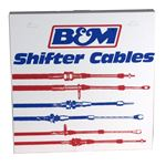 BM Racing Shifter Cable; Race-Super Duty 3 Feet-2