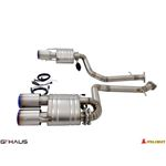 GTHAUS GTC Exhaust (EV Control)- Titanium- LE052-4