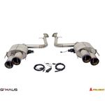 GTHAUS GTC Exhaust (EV Control)- Titanium- LE052-2