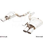 GTHAUS GTS Exhaust (Ultimate Performance)- Stain-4