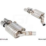 GTHAUS GTS Exhaust Ultimate Racing- Stainless- A-4