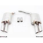 GTHAUS HP Touring Exhaust- Stainless- AU0811104-2