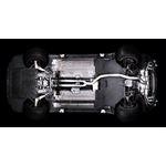 FULL TITANIUM EXHAUST SYSTEM EXPREME Ti R35 TB6070 NS01A 4