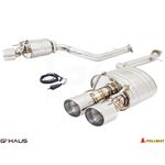 GTHAUS GTC Exhaust (EV Control)- Stainless- LE05-4