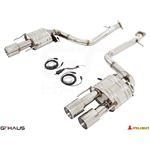 GTHAUS GTC Exhaust (EV Control)- Stainless- LE03-4