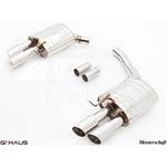 GTHAUS HP Touring Exhaust- Stainless- AU0821104-4