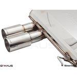 GTHAUS GT Racing Exhaust- Titanium- BM0362201-2