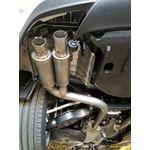 PPE Engineering Lexus RC350 Dual exhaust polishe-2