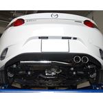 Invidia 15+ Mazda MX-5 Q300 Cat-back Exhaust (HS-4