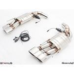 GTHAUS GTC Exhaust (EV Control)- Stainless- ME10-4