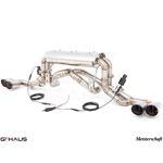 GTHAUS GTC Exhaust EV Control- Titanium- FE01126-4