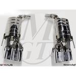 GTHAUS HP Touring Exhaust- Stainless- ME0431110-2
