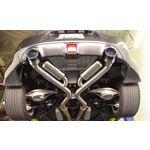 Motordyne Shockwave E370G Catback Exhaust System-4