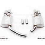GTHAUS GT Racing Exhaust- Stainless- AU0821202-2