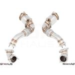 GTHAUS Down Pipe Section (X6M S63 / X6 5.0i)- St-2