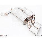 GTHAUS GTS Exhaust (Ultimate Performance)- Titan-4
