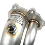"GrimmSpeed Downpipe 3"" Catted - 02-07 WRX,-4"