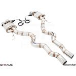 GTHAUS GTC Exhaust (EV Control) (Ti Rear Unit +-2