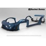 ROCKET BUNNY RPS13 380 Aero FRONT BUMPER (170203-2