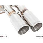 GTHAUS GT Racing Exhaust- Titanium- BM0942201-4