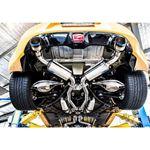 Invidia 2009+ Nissan 370Z Dual N1 GT SS Tip Cat-2